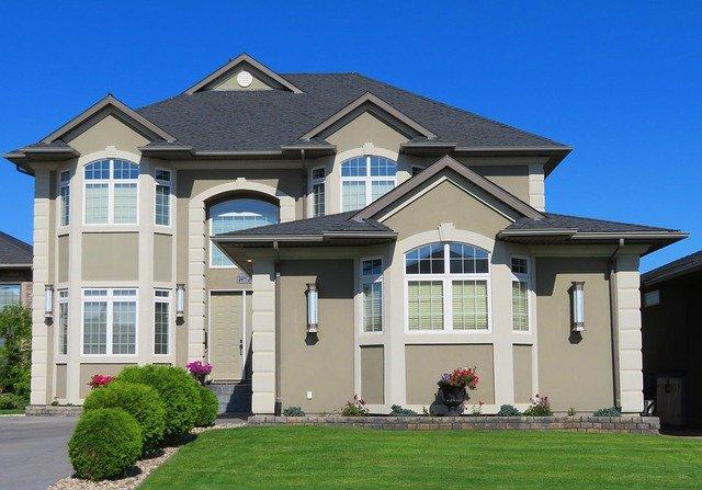 dvoupatrový dům