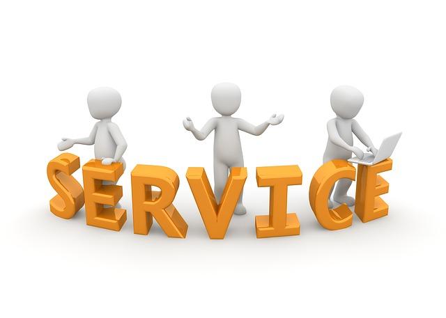 služby